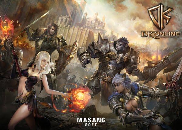 DK Online Steam