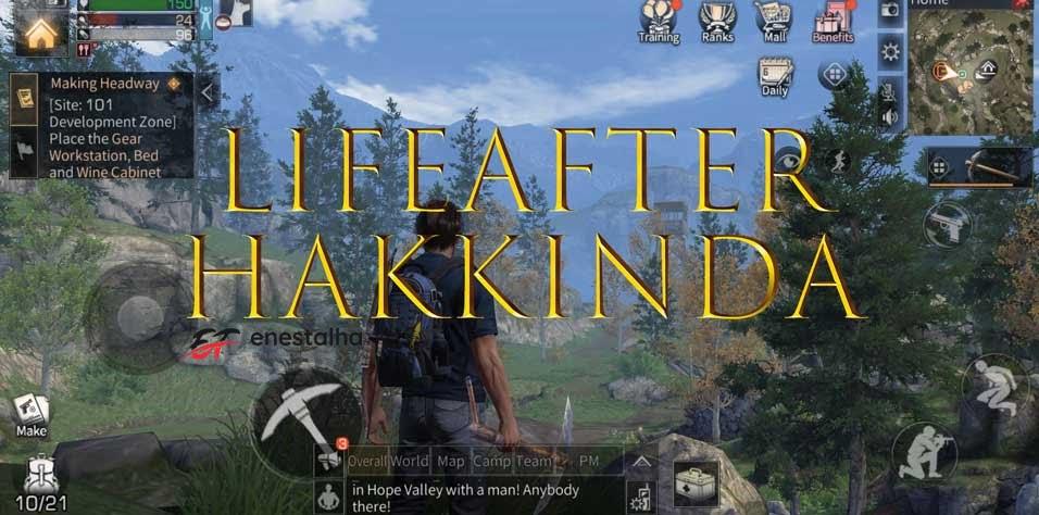 Lifeafter hakkında
