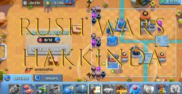 rush wars inceleme