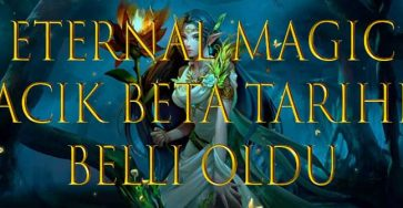 Eternal Magic Açık Beta