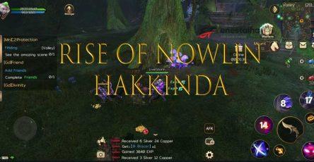 rise of nowlin hakkında
