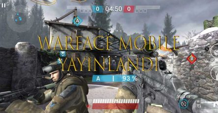 warface mobile inceleme