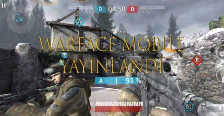 warface mobile inceleme