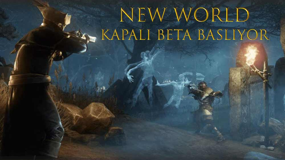 new world kapalı beta