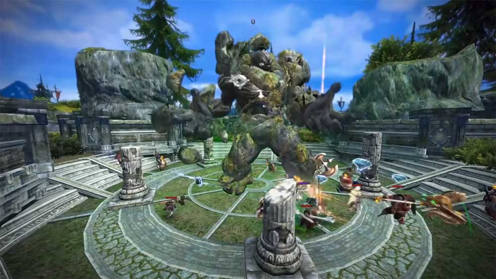 tera-battle-arena