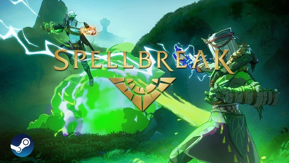 spellbreak steam