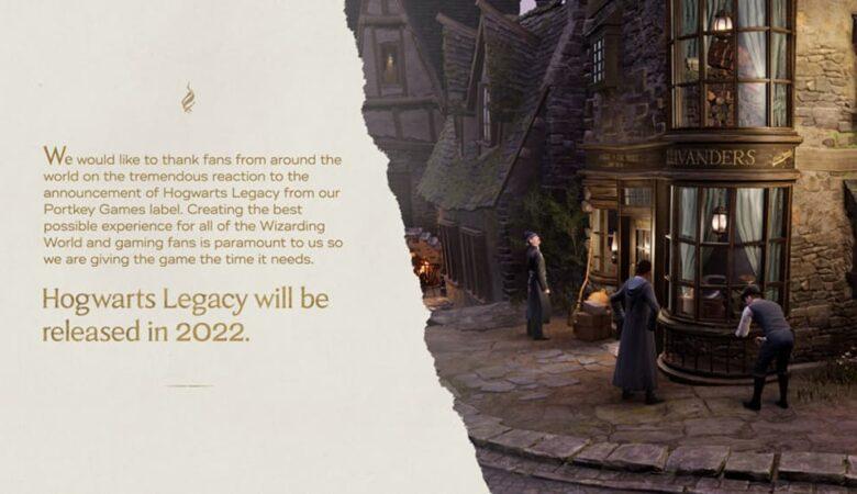hogwarts legacy çıkış tarihi
