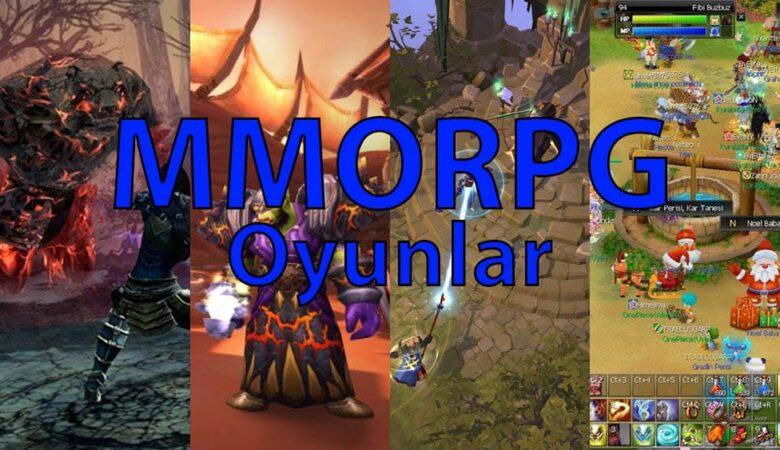 mmorpg oyunlar listesi